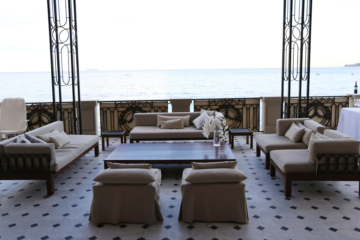 A1 Private residence of Bono and Ali Hewson South of France