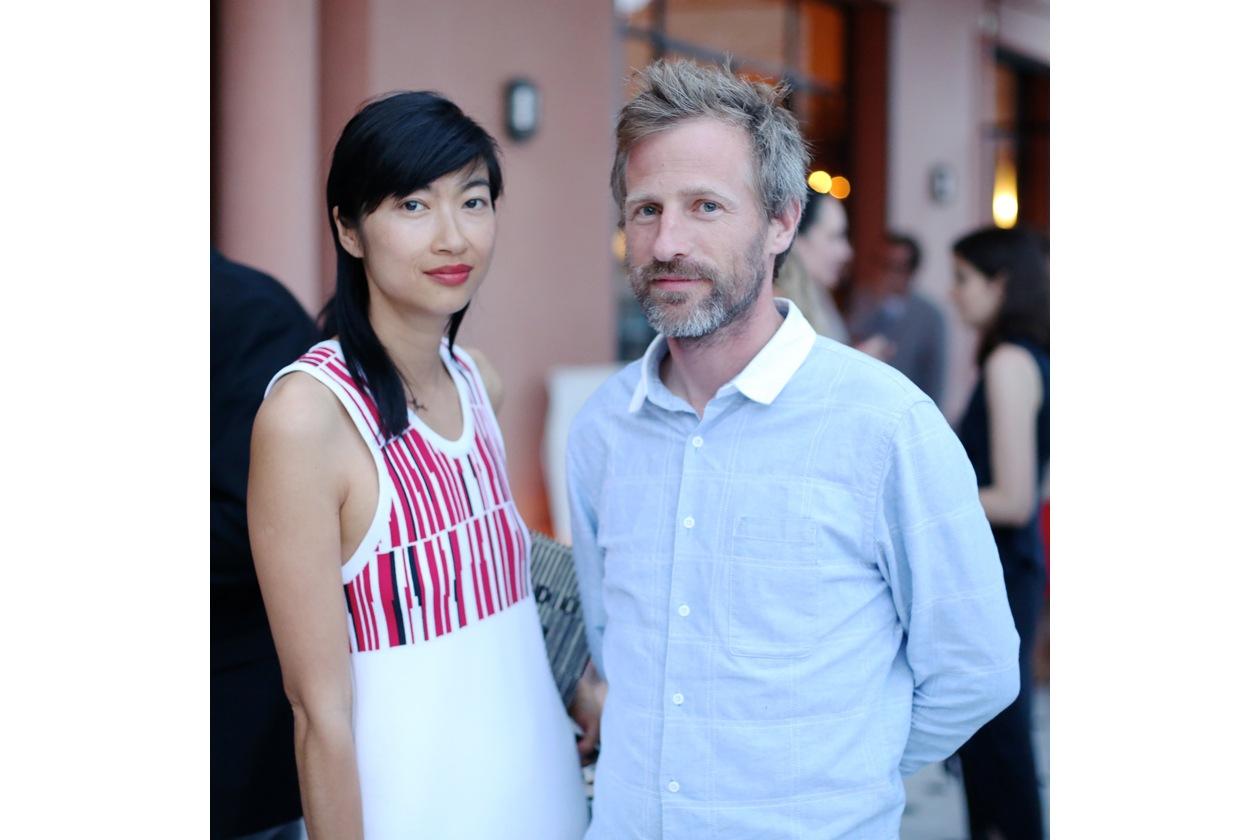 A6 Mimi Xu in Edun & Spike Jonze