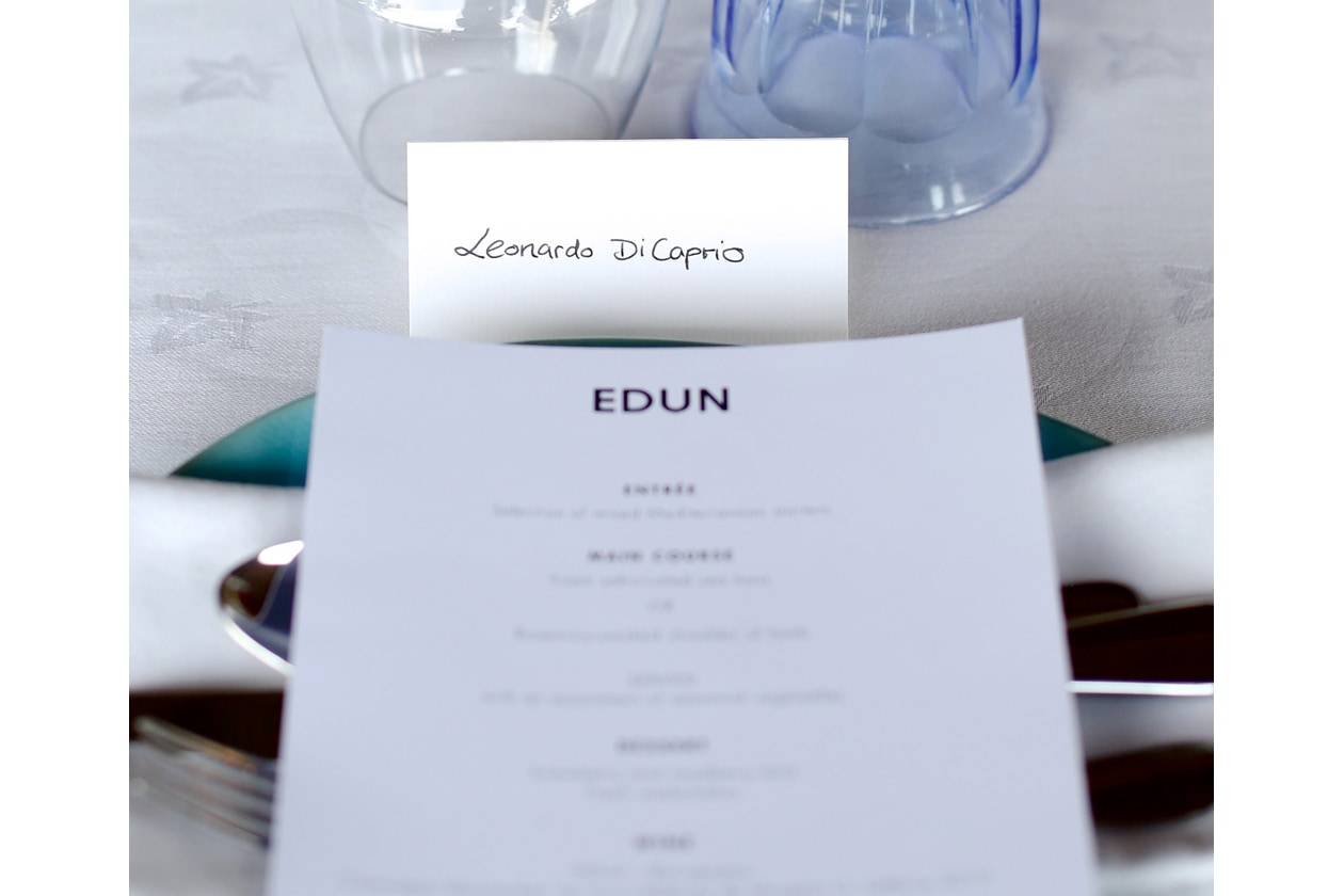 A7 Place Setting