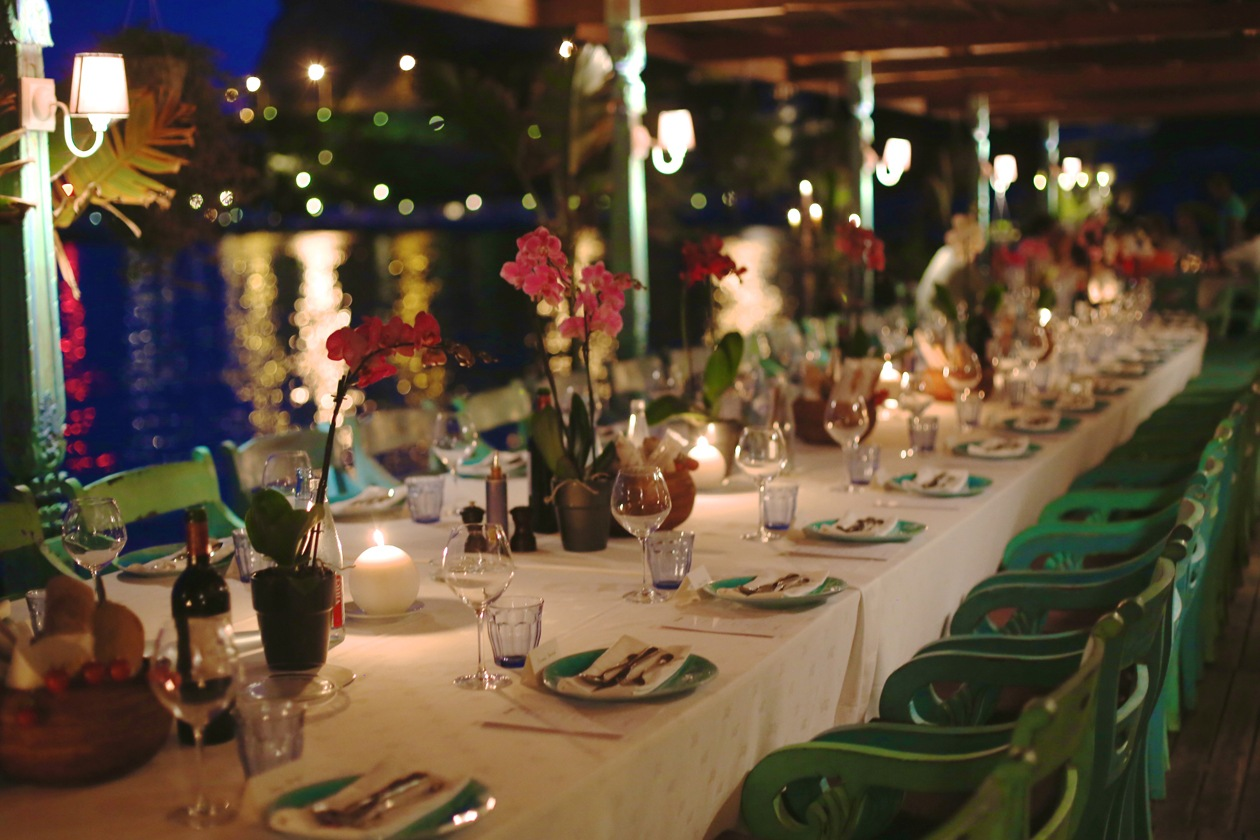 A9 Private Restaurant Setting
