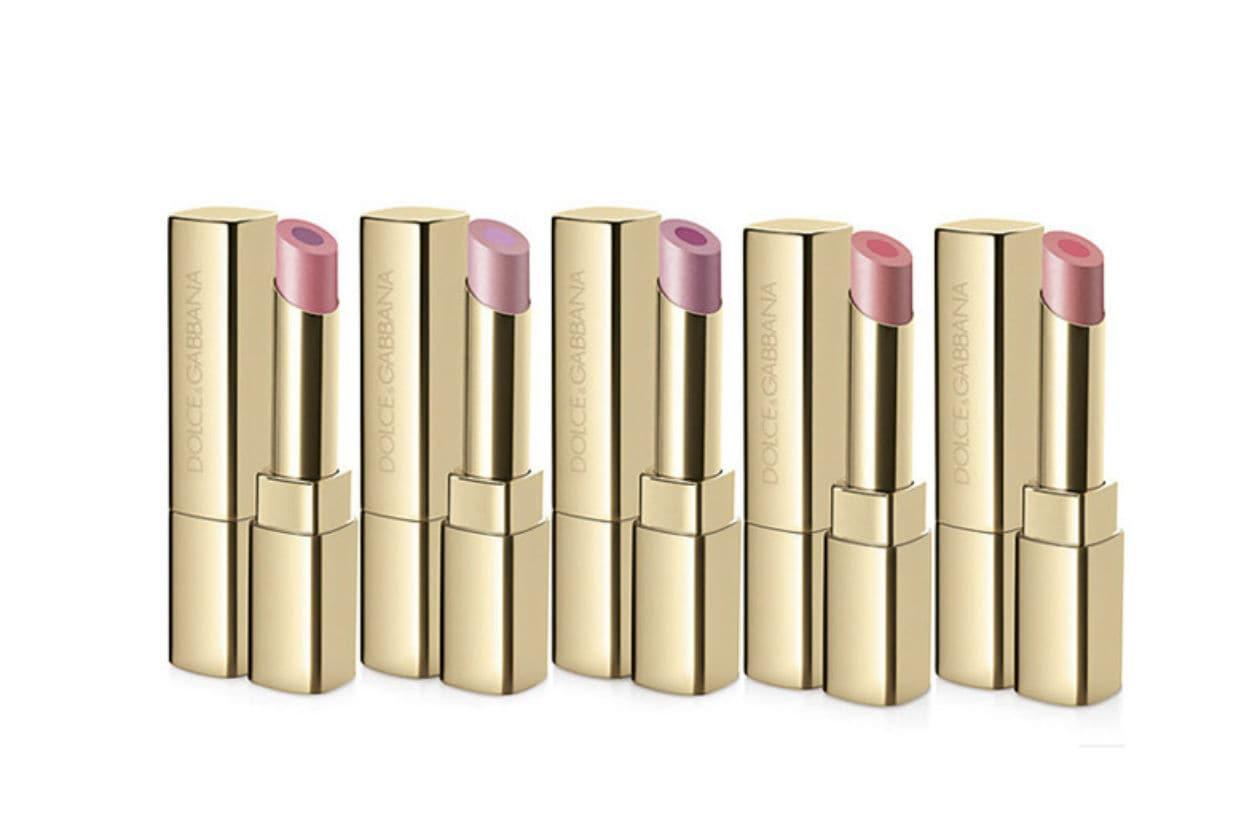 Altro must have dell'estate 2014 i rossetti-gloss Passion Duo della collezione Summer Glow di Dolce&Gabbana