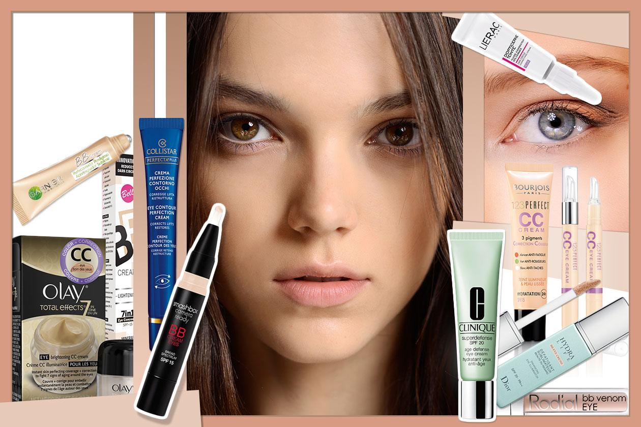 BEAUTY BB CC cream occhi 00 Cover collage