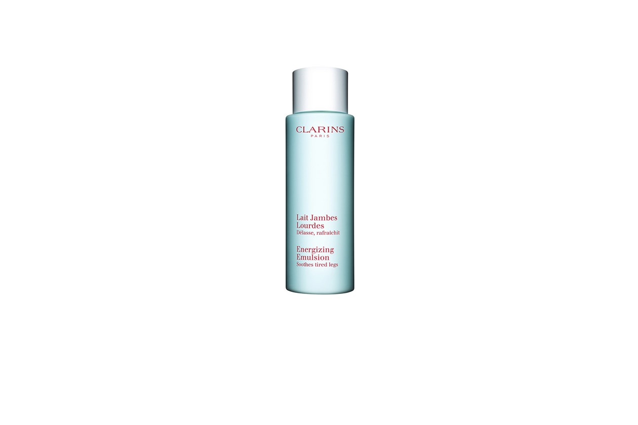 BEAUTY Gambe leggere Clarins Lait Jambes Lourdes