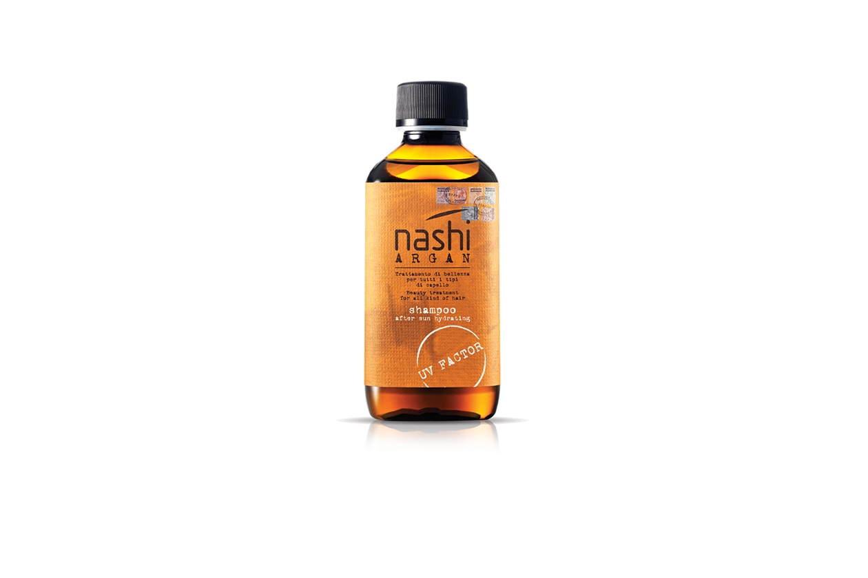 BEAUTY Haircare summer Haircare estate Detersione Nashi Argan Shampoo After Sun Hydrating