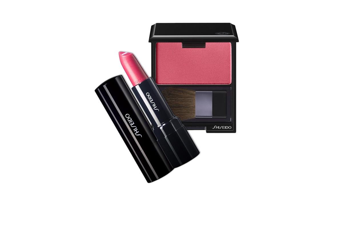 BEAUTY MATCHY BLUSH e LIPSTICK shiseido