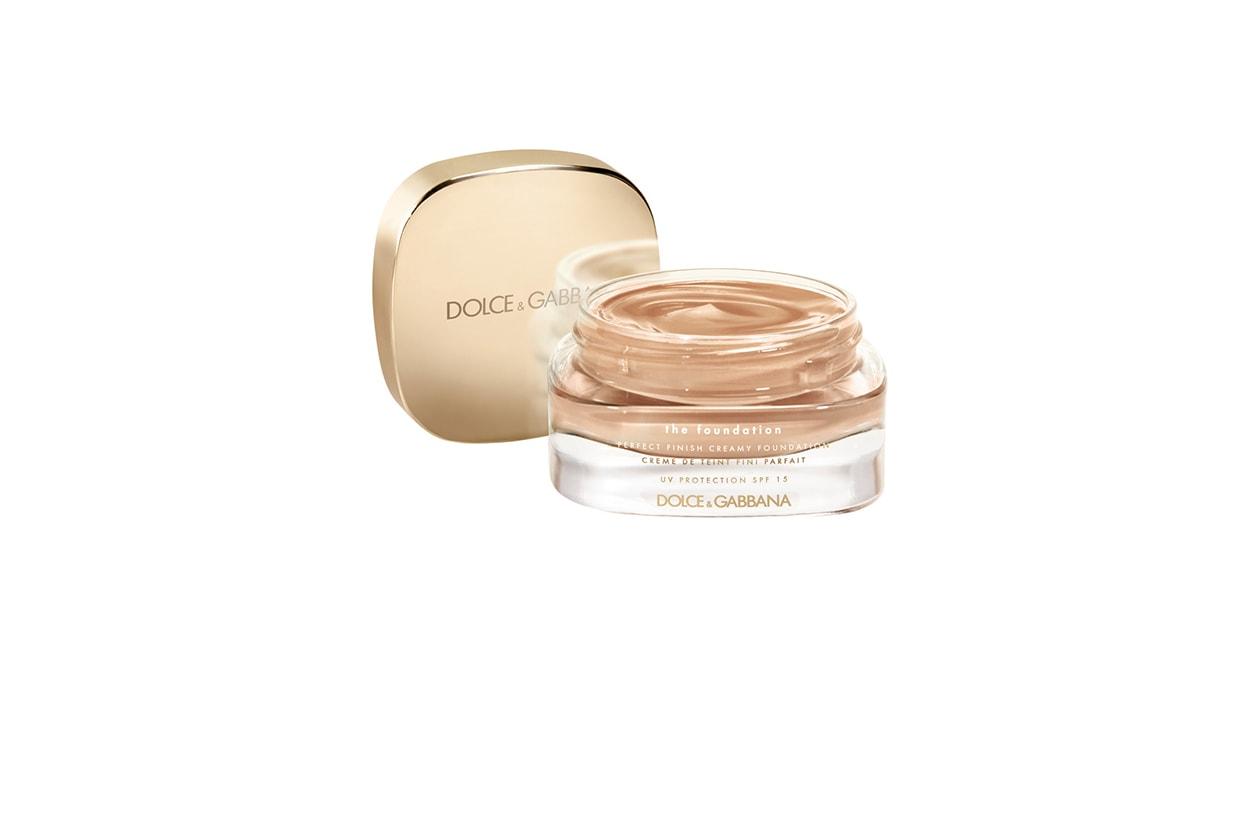 BEAUTY Nicola Peltz beauty Dolce Gabbana Viso Perfect Finish Creamy Foundation