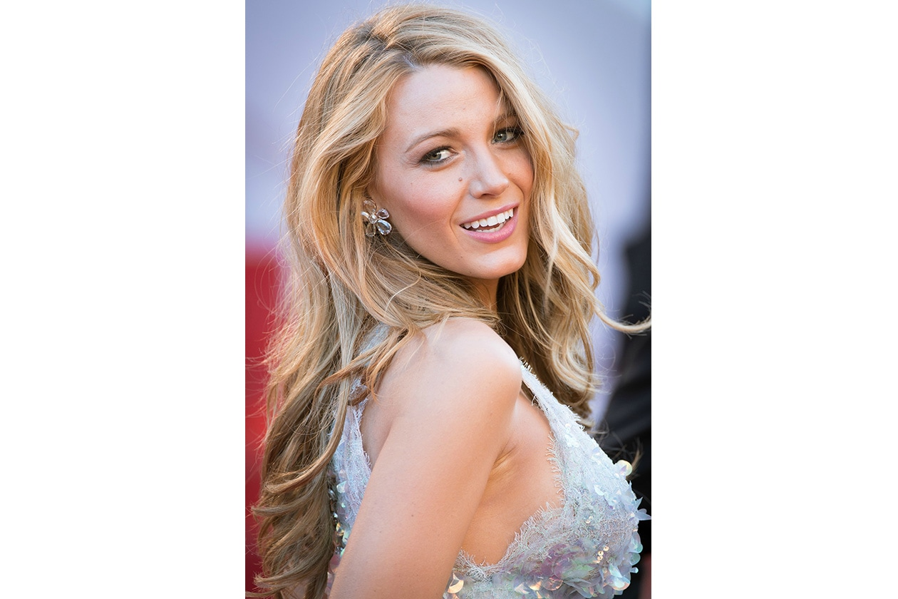 BEAUTY SUMMER NUDE MAKE UP Blake Lively