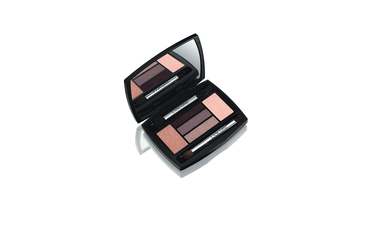 BEAUTY SUMMER NUDE MAKE UP Lancome Eye Color Statement Hypnose Doll Eyes Palette