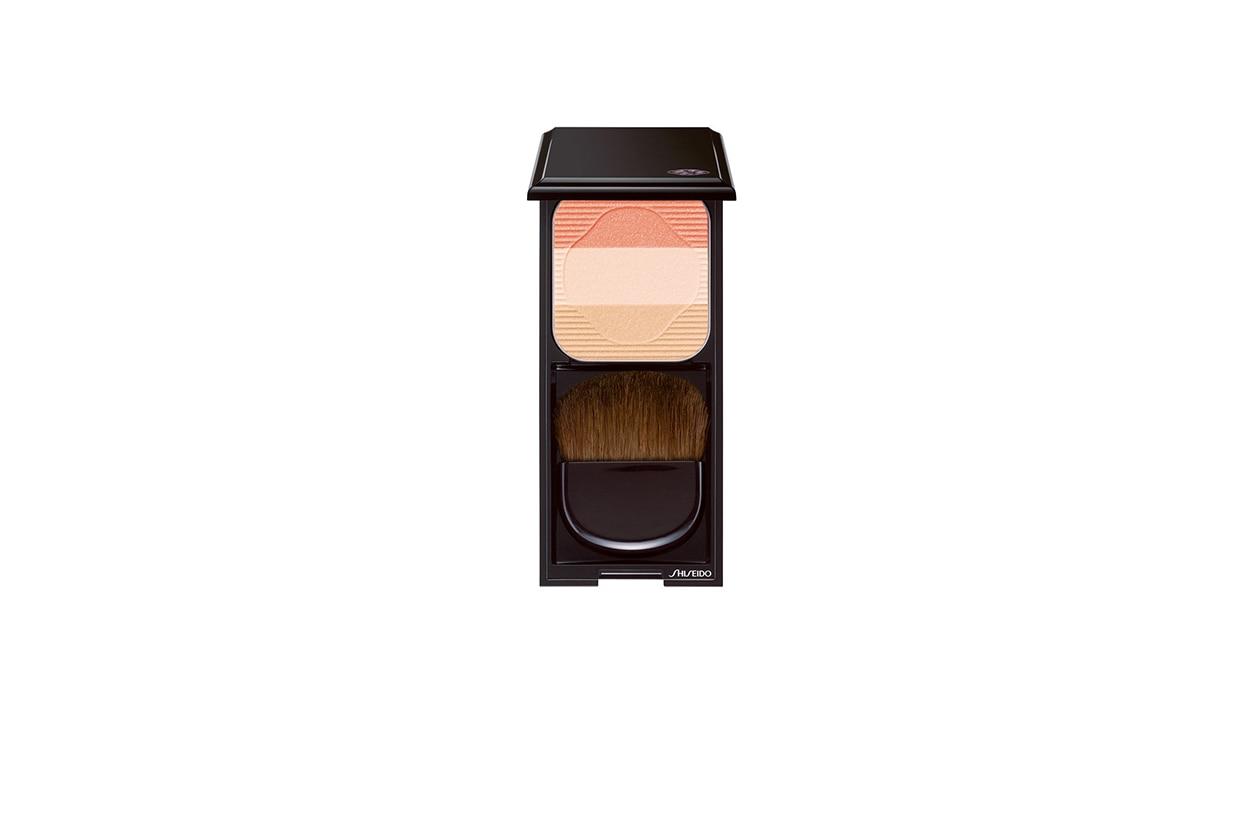 BEAUTY SUMMER NUDE MAKE UP shiseido enhancing trio
