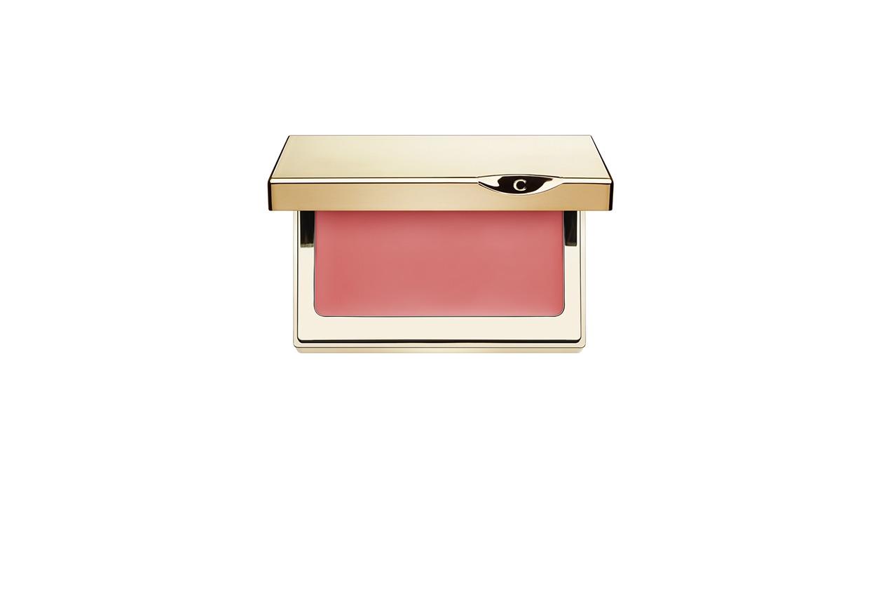 BEAUTY cobie smulder beauty Clarins Collezione Opalescence Multi Blush Cream peach