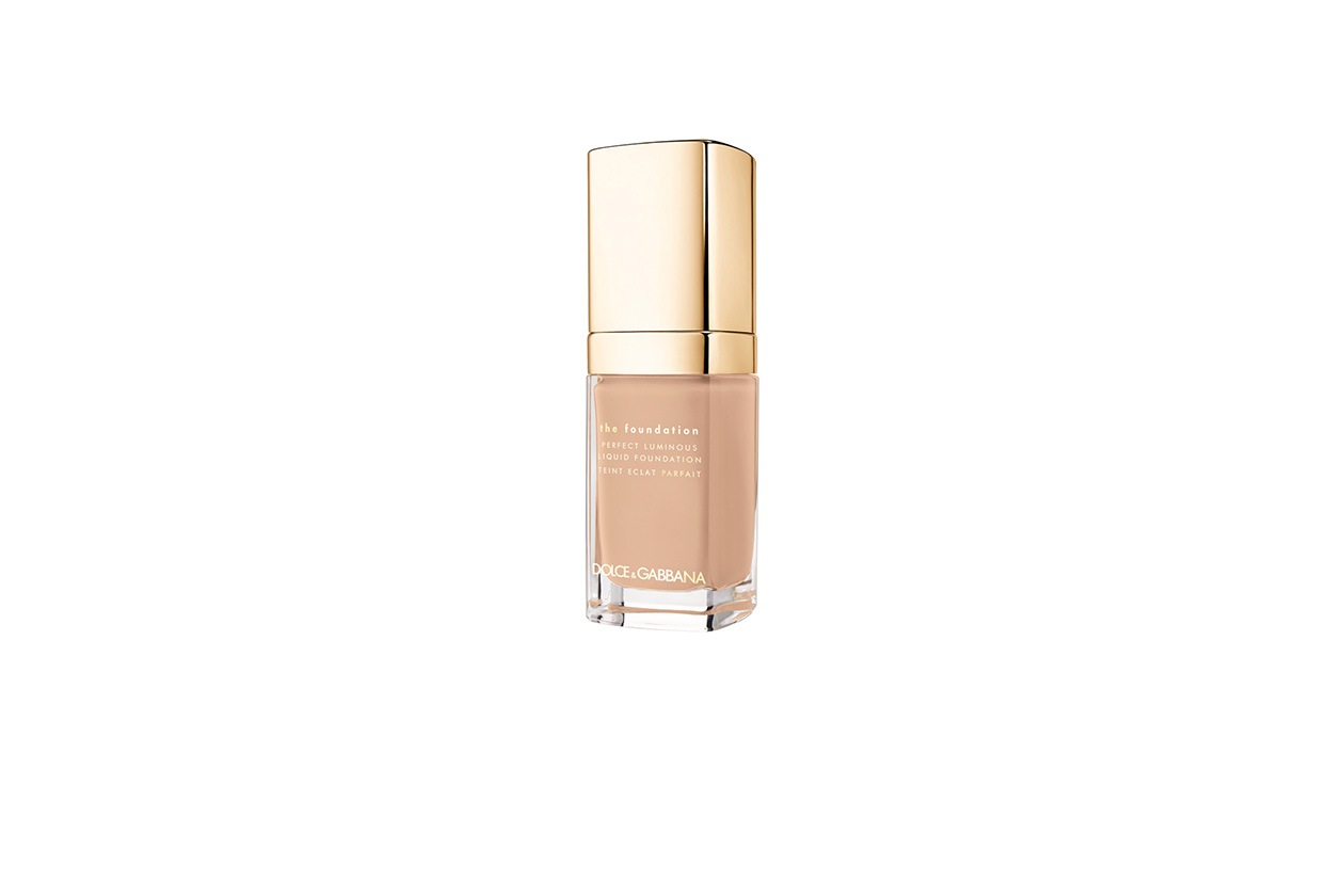 BEAUTY cobie smulder beauty Dolce & Gabbana Perfect Luminous Liquid Foundation