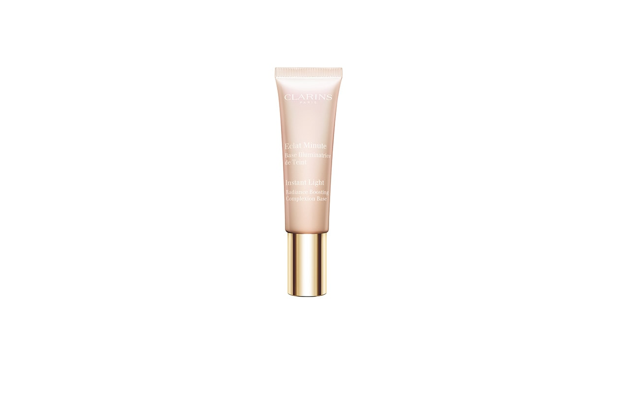 Beauty BEAUTIES AND THE CITY clarins eclat minute