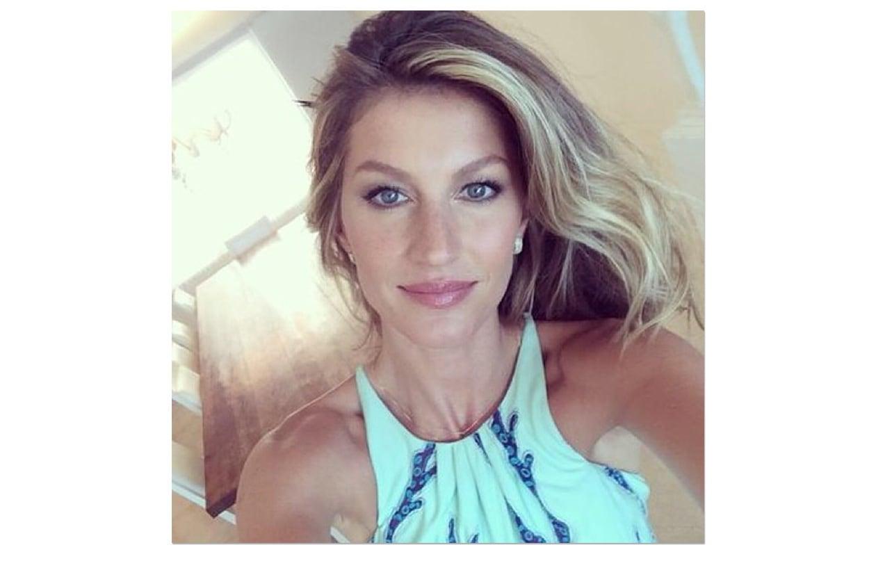 Beauty Gisele bundchen Gisele instagram 1