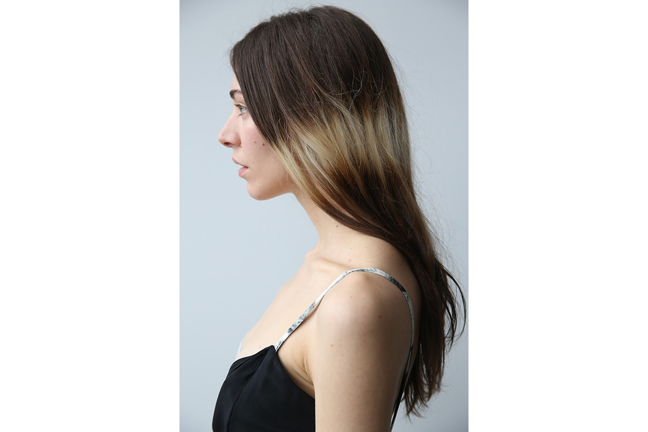 Beauty Hairstyle Splashlight – Caroline Polachek