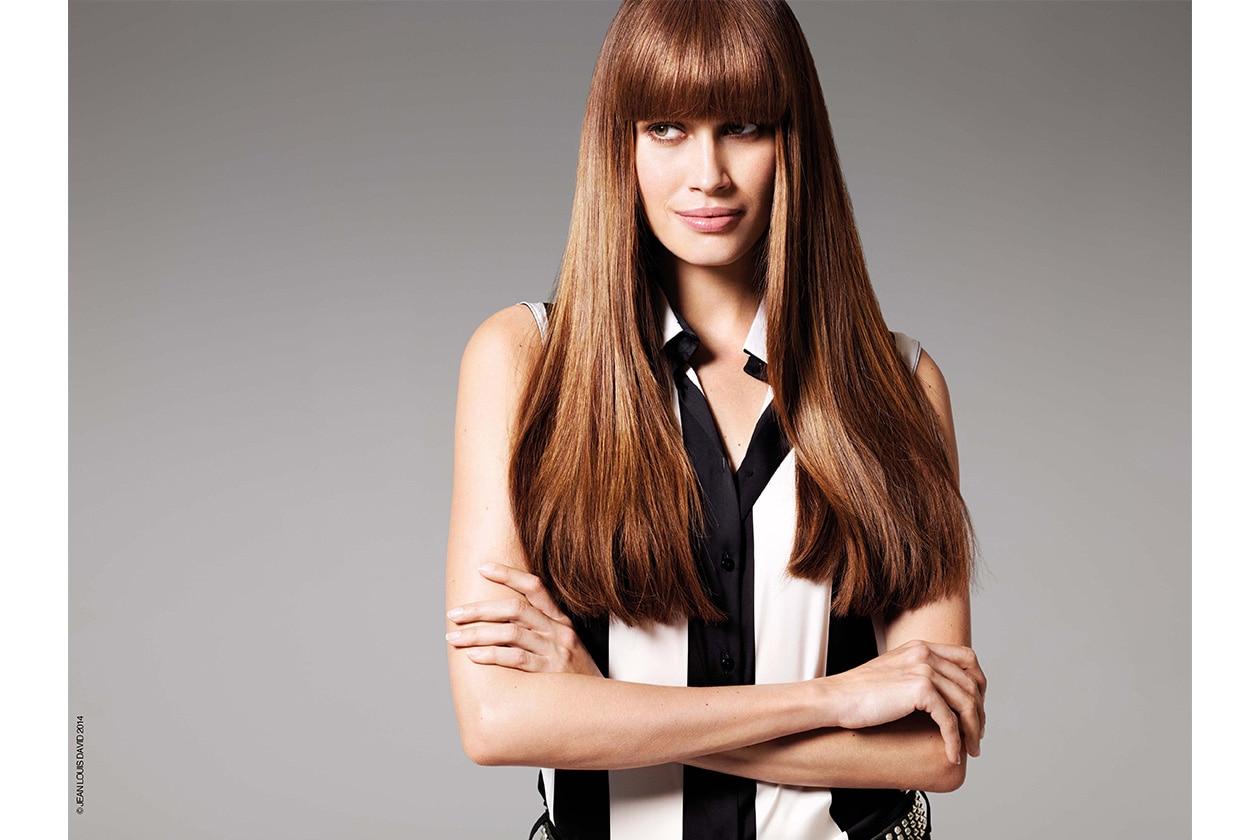 Beauty Hairstyle Splashlight – Jean Louis David