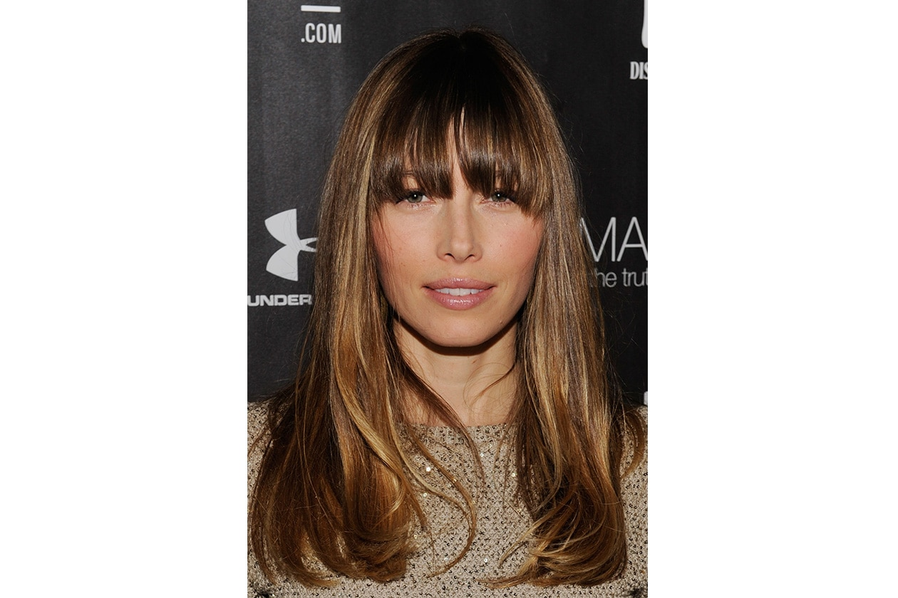 Beauty Hairstyle Splashlight – Jessica Biel