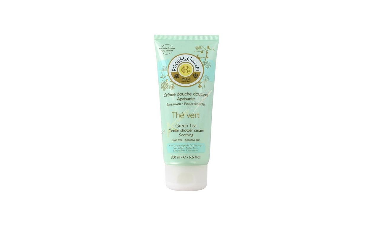 Beauty prodotti corpo con te verde roger gallet the vert doccia crema