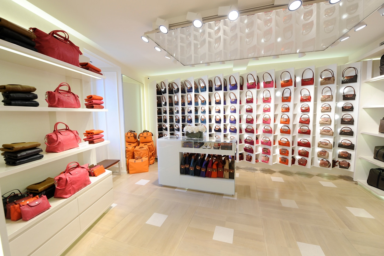 Boutique Longchamp 3