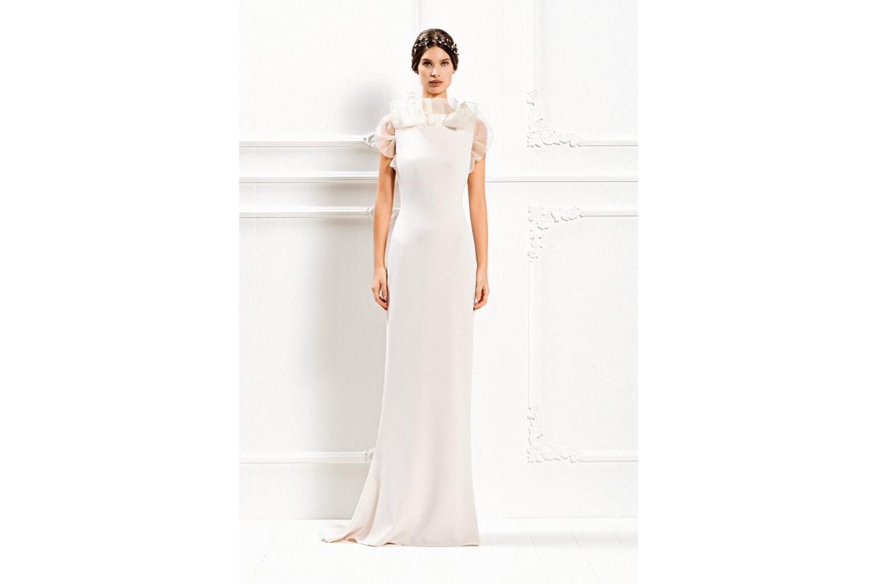 0557426c86a8 Gli abiti da sposa Max Mara Bridal 2015 - Grazia.it