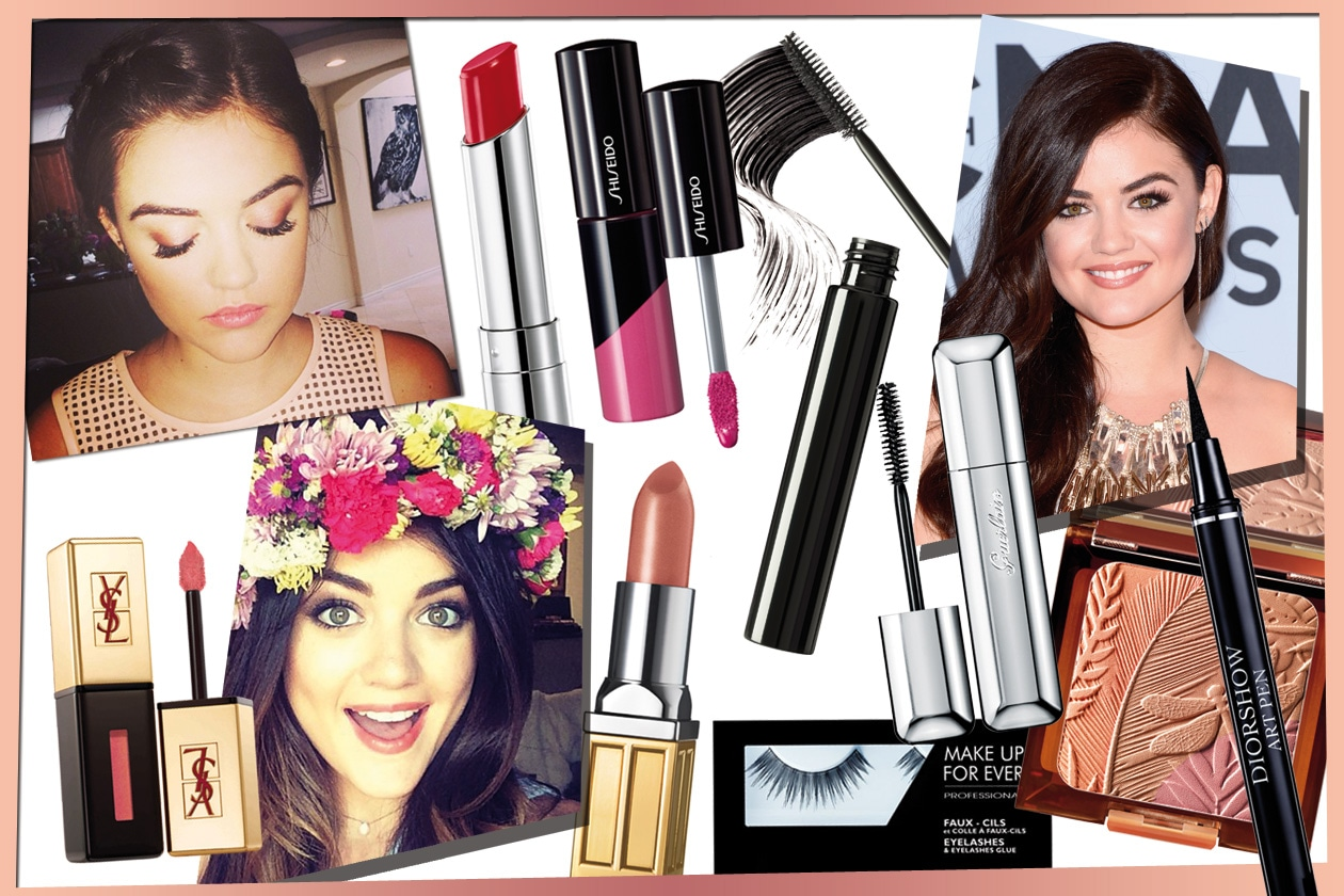 COVER lucy hale