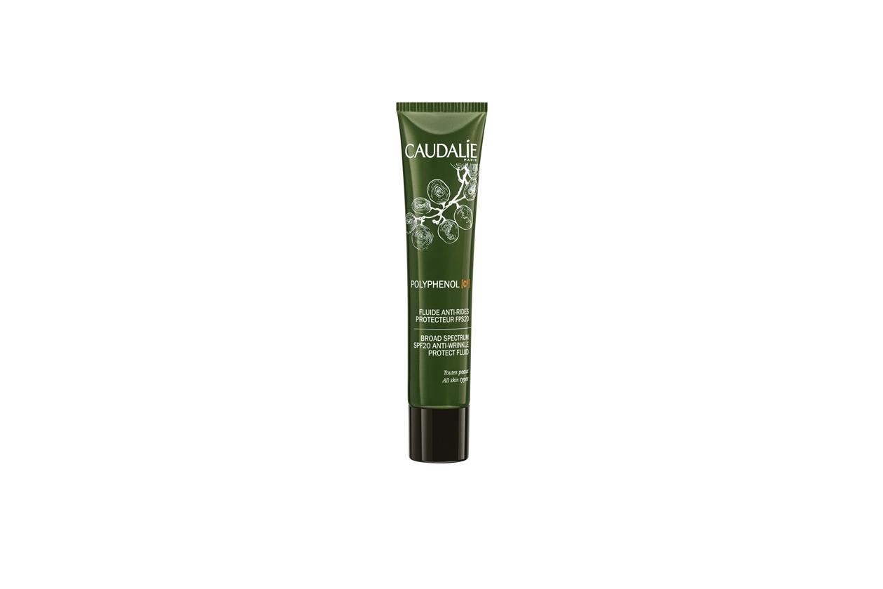 Caudalie Polyphenol C15 Anti Wrinkle Protect Fluid SPF 20 40ml 1395997692