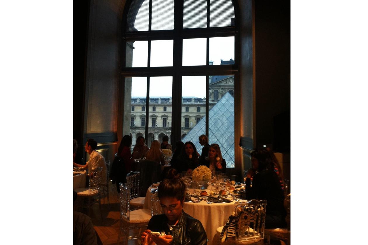 Cena con vista