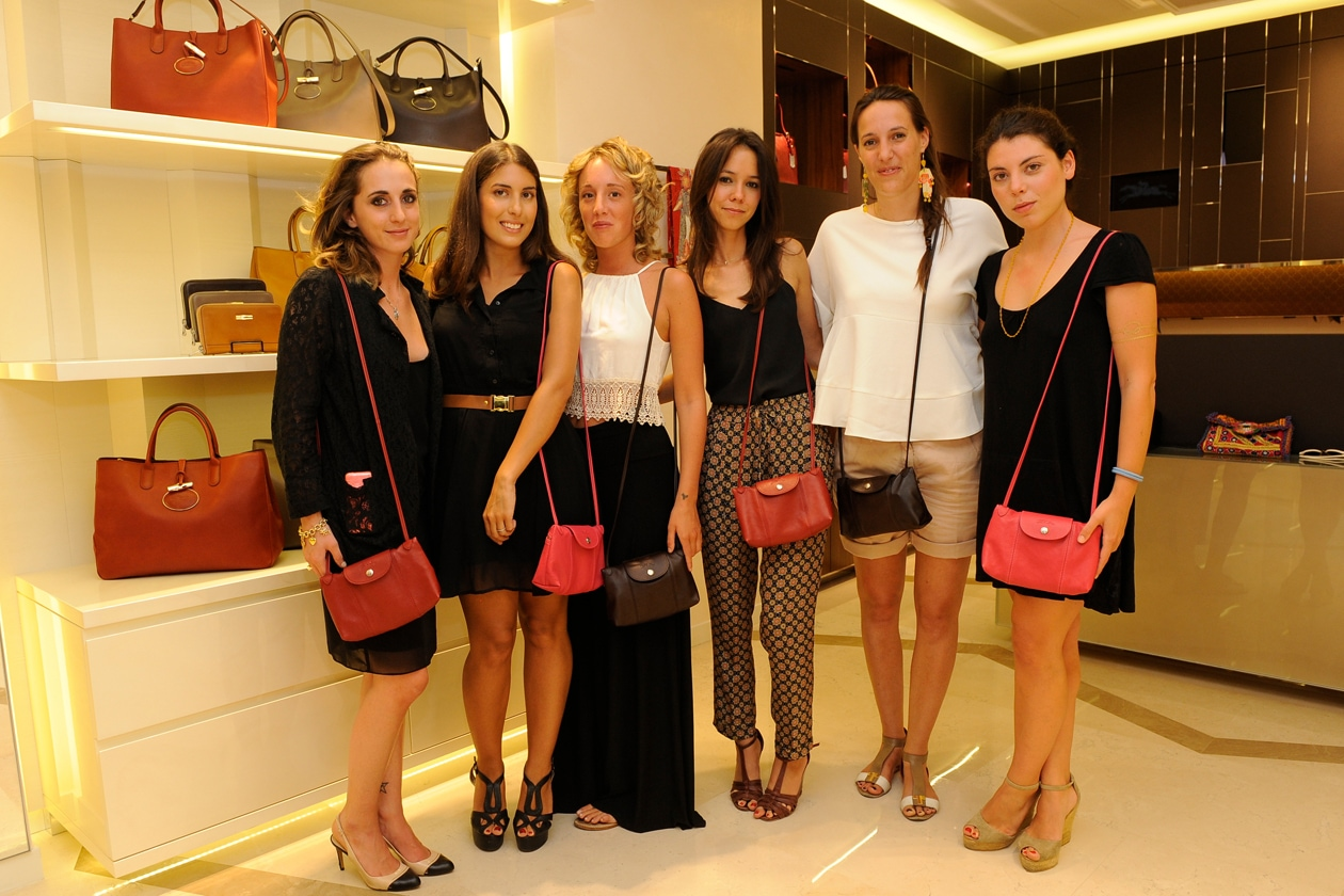 DSC9406 Longchamp event in Roma July 15thˇ2014