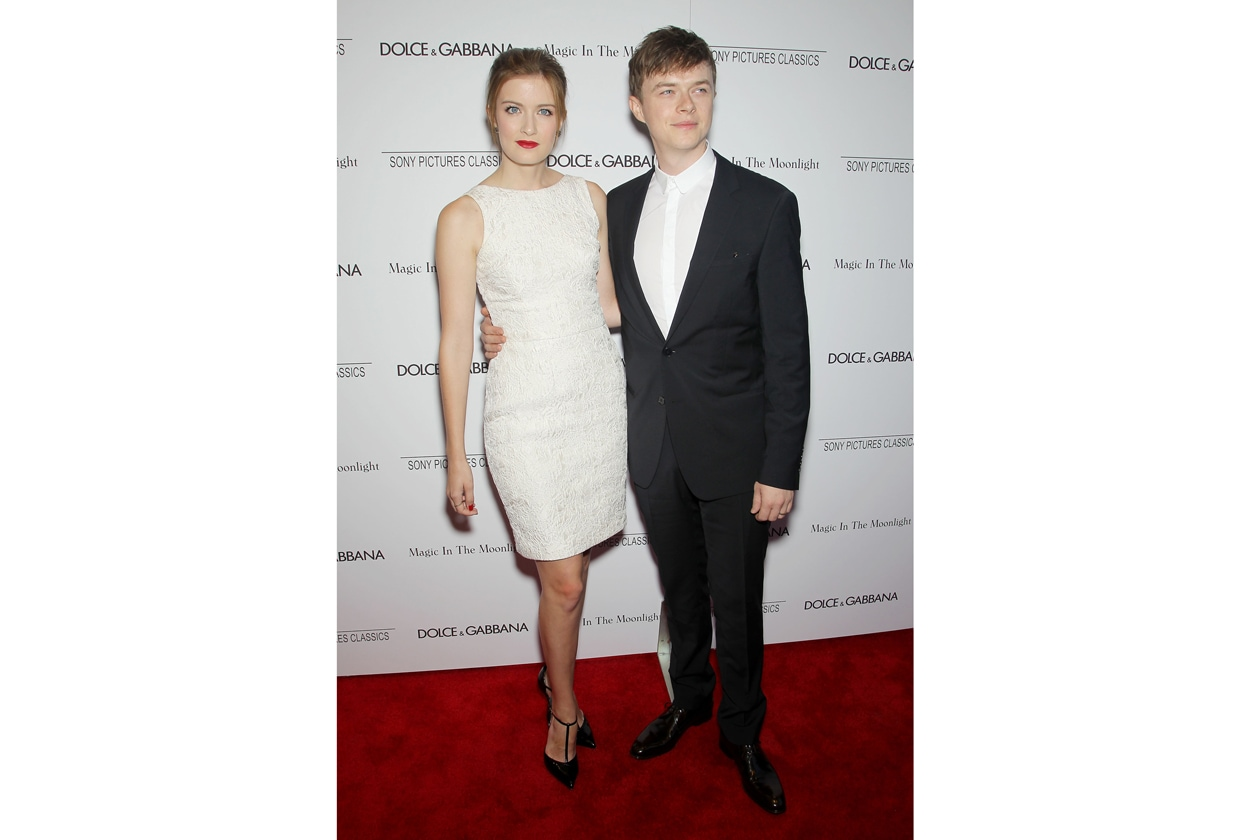 Dane DeHaan 'Magic in the Moonlight' NY Premiere July 17 2014