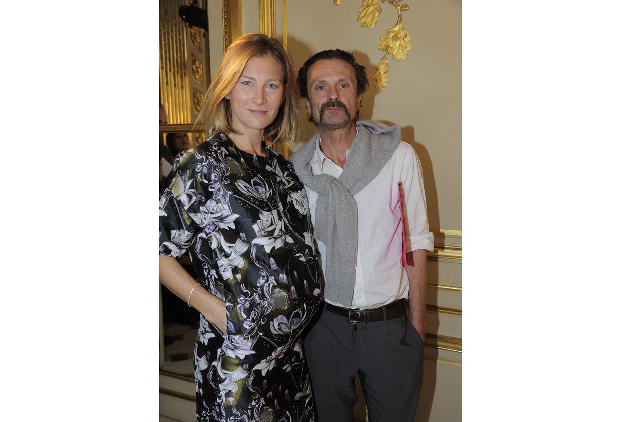 Elizabeth Von Guttman & friend