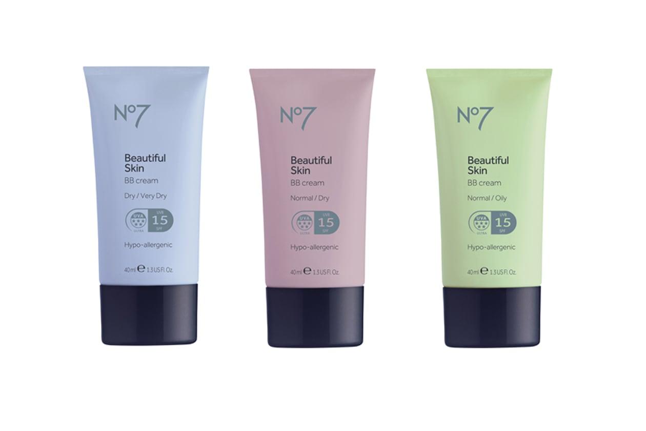 FORMULE IDRATANTI: due prodotti diversi per pelli normali o secche con la Beautiful Skin BB Cream di N° 7
