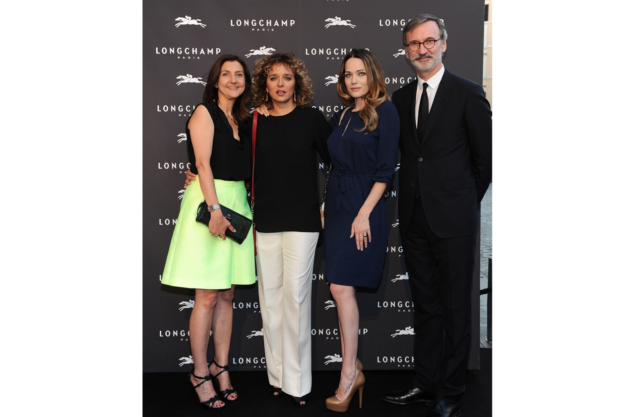 GIU 9081 Longchamp event in Roma July 15thˇ2014