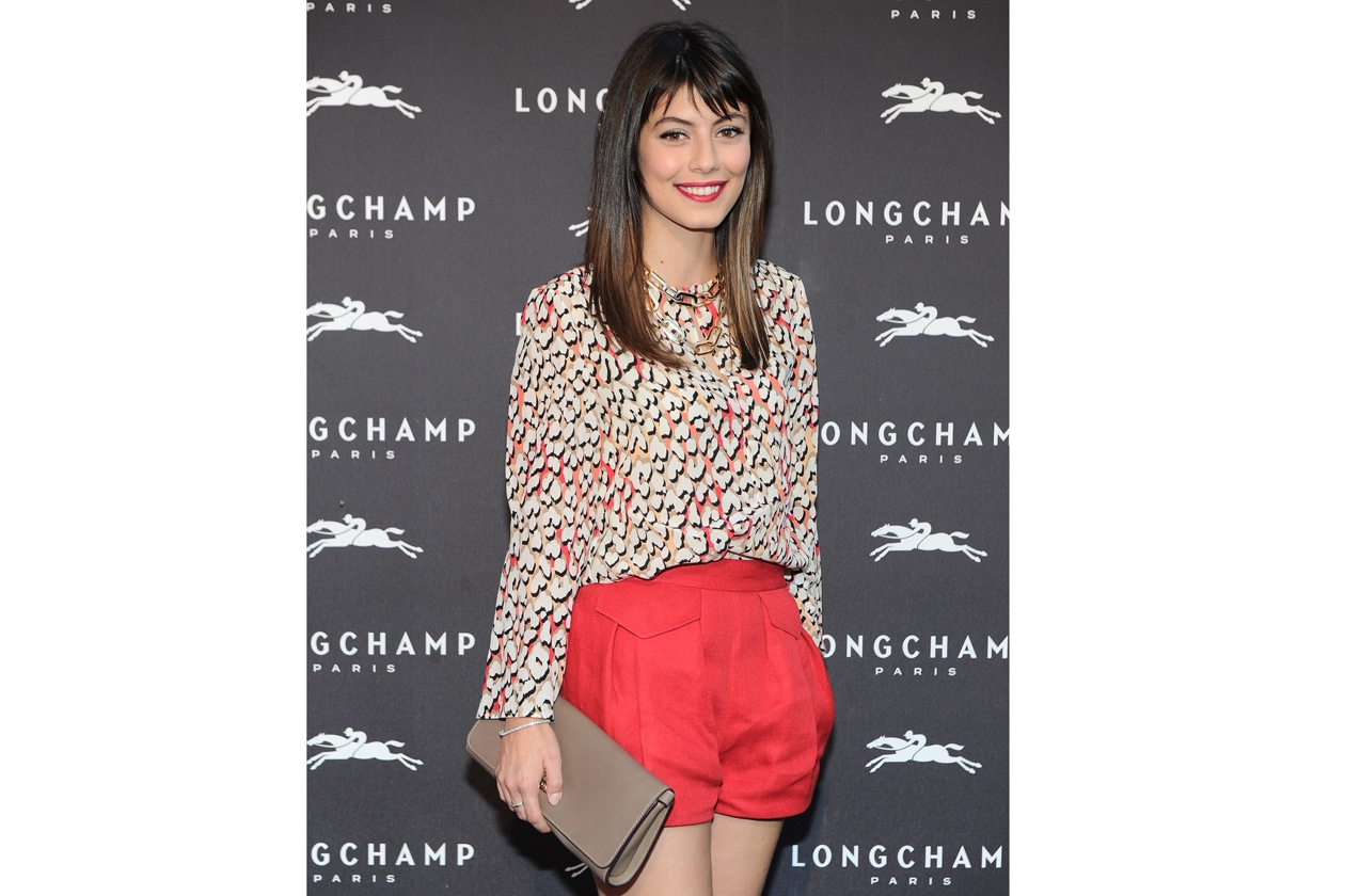 GIU 9130 Longchamp event in Roma July 15thˇ2014