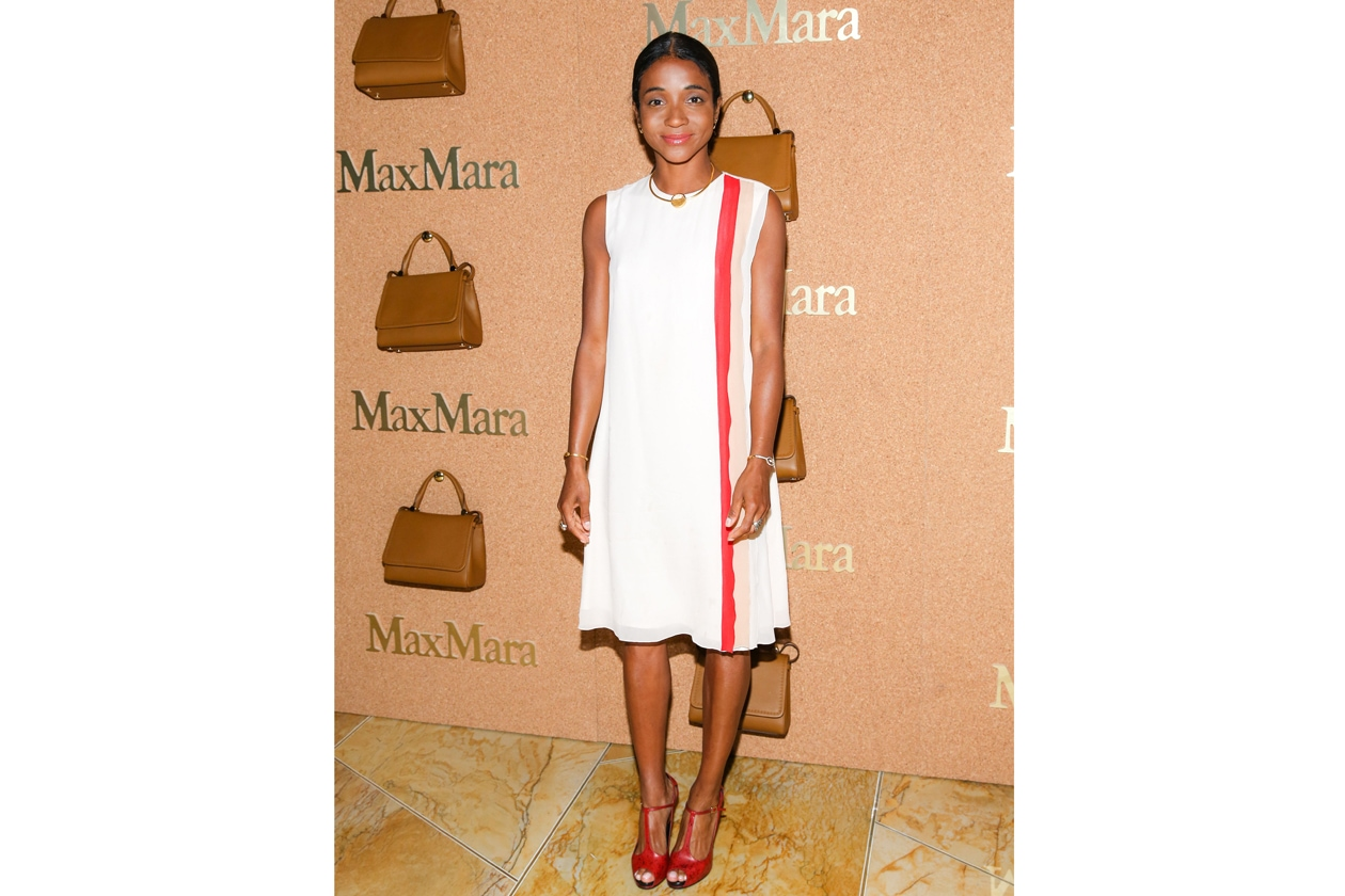 Genevieve Jones in Max Mara 01