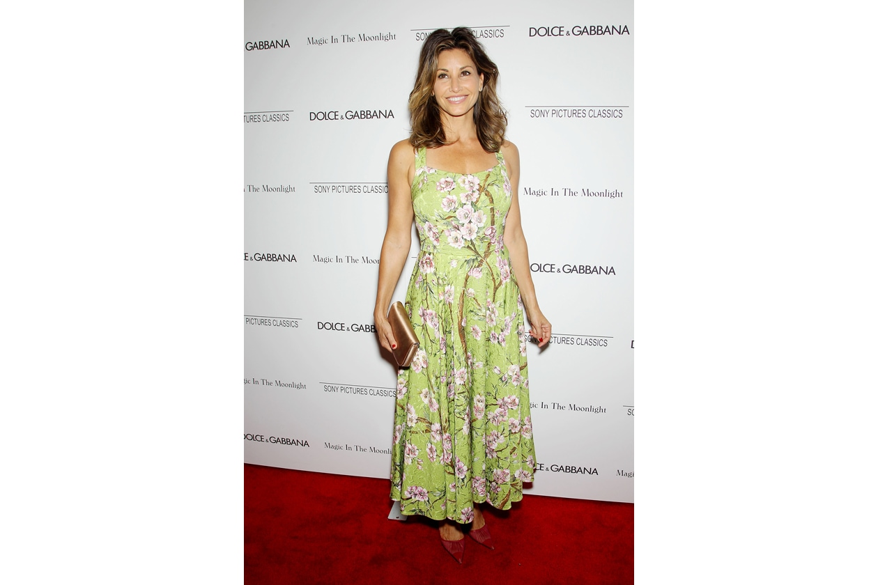 Gina Gershon 'Magic in the Moonlight' NY Premiere July 17 2014
