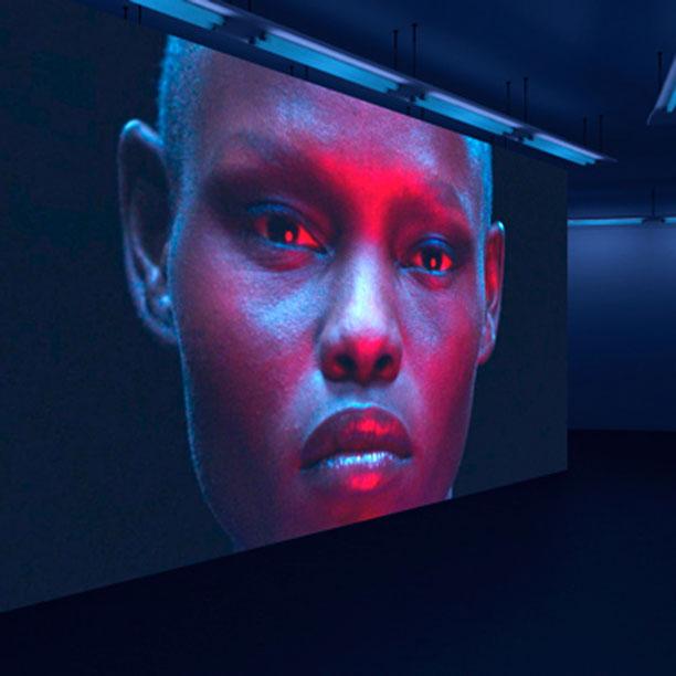 Grace To The Nth Power: la galleria 3-D di Kenzo