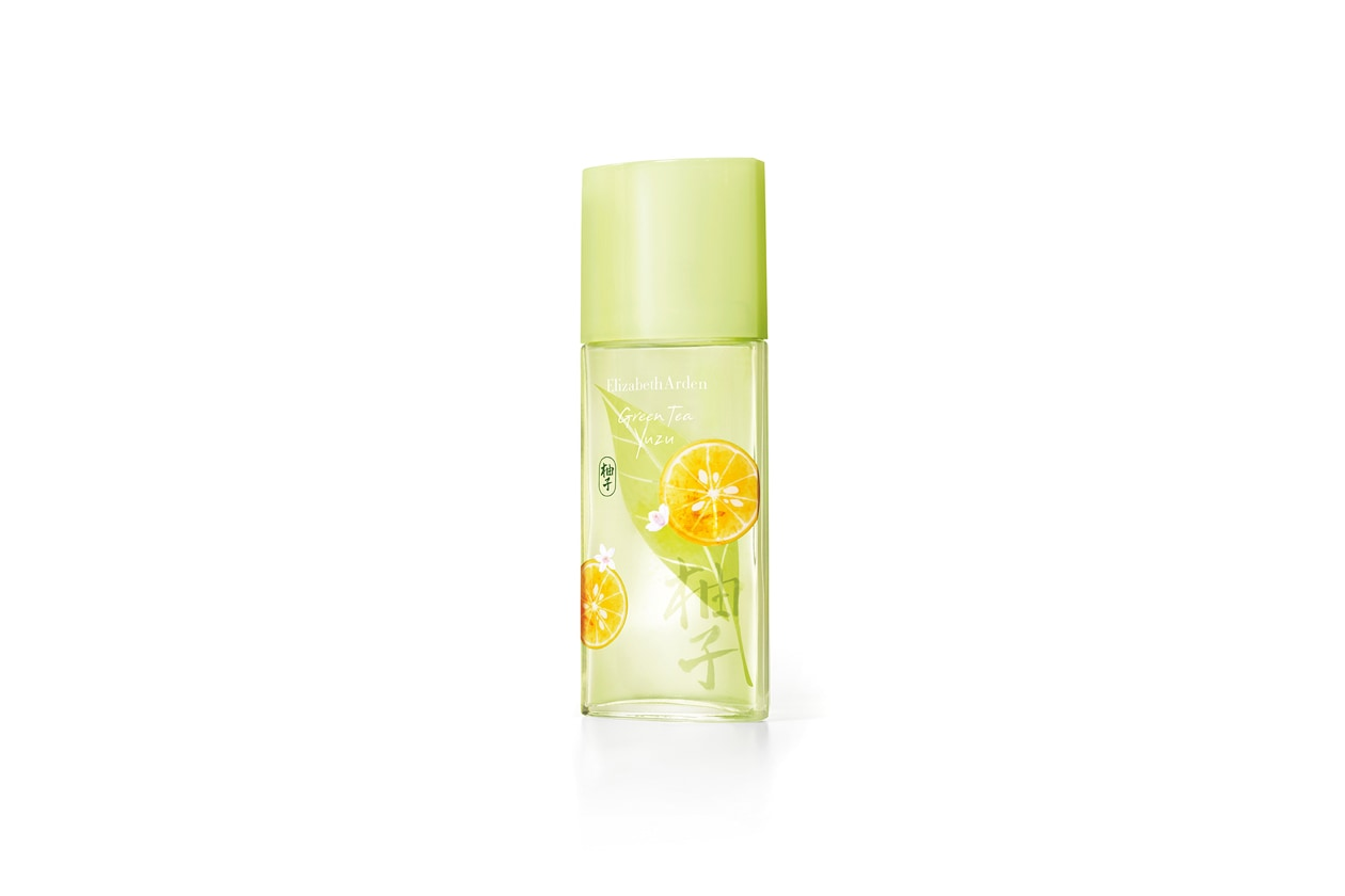 Green Tea Yuzu 100ml Elizabeth Arden