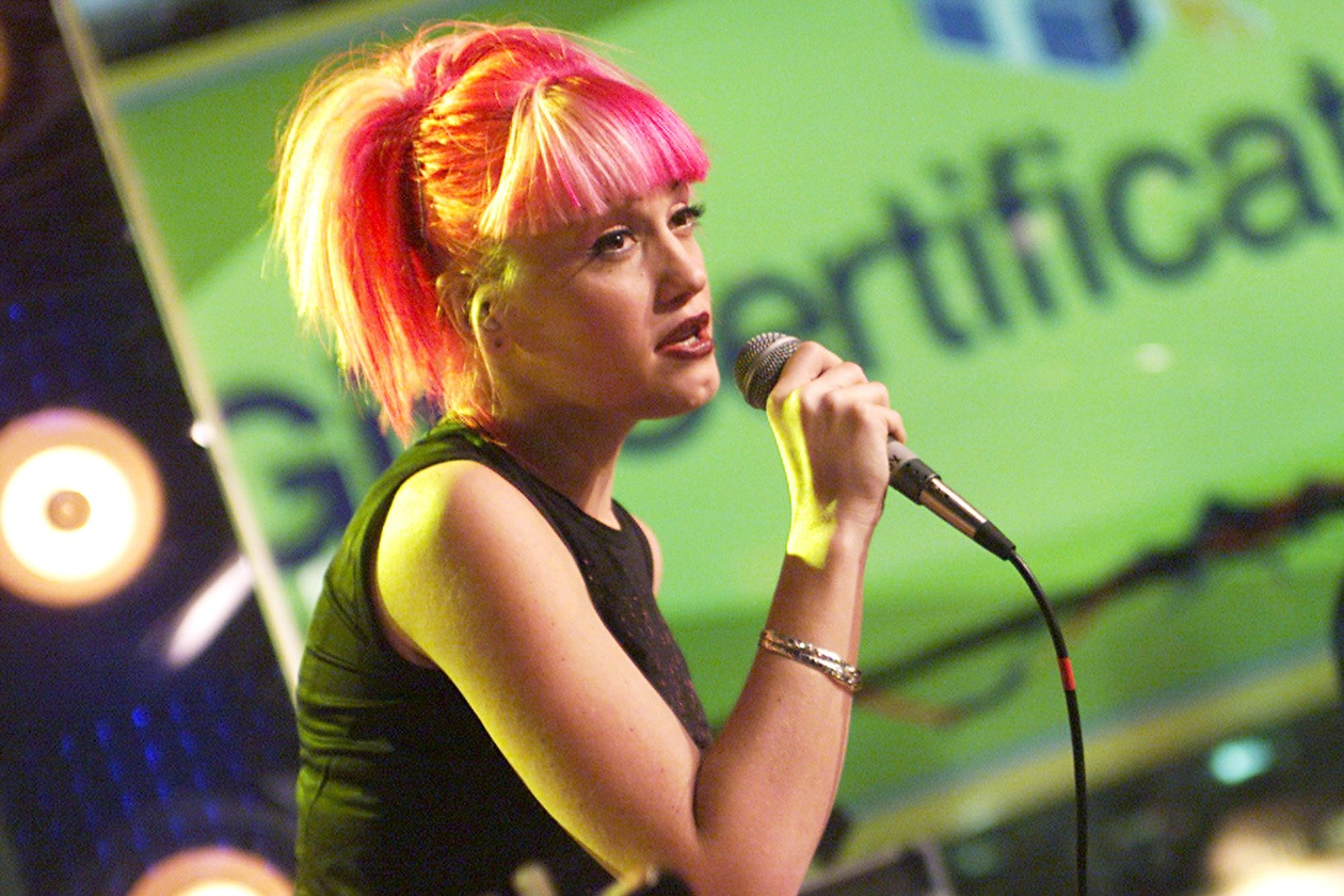 Gwen Stefani: agli albori dei rainbow hair