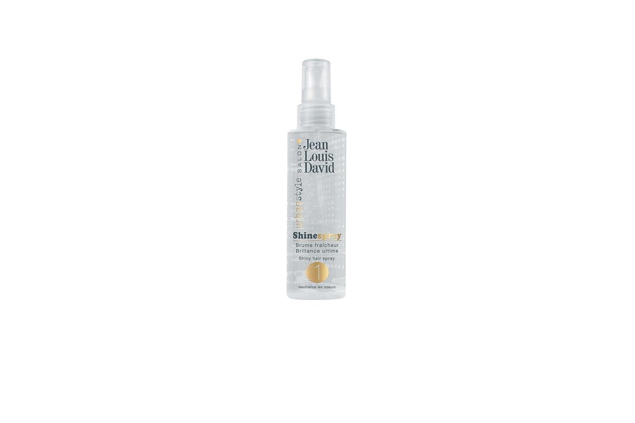 I prodotti per avere onde morbide: Jean Louis David Shine Spray