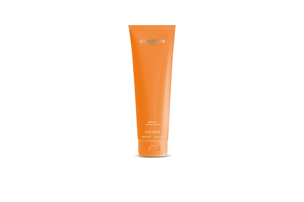 creative walk capelli  IL DOPOSOLE PER I CAPELLI: Creative Walk Beach Hydrating Cream di ...