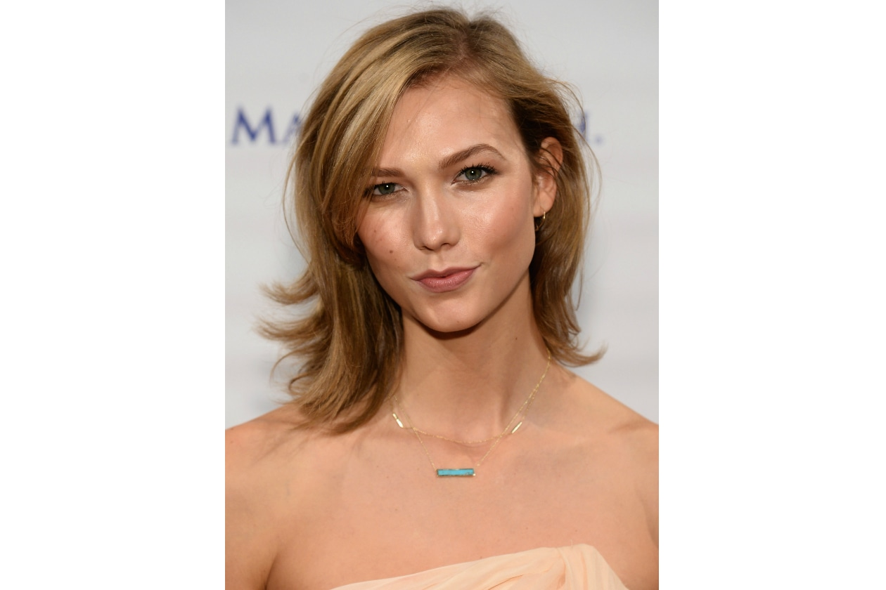 Karlie Kloss capelli: welcome to the blonde side!