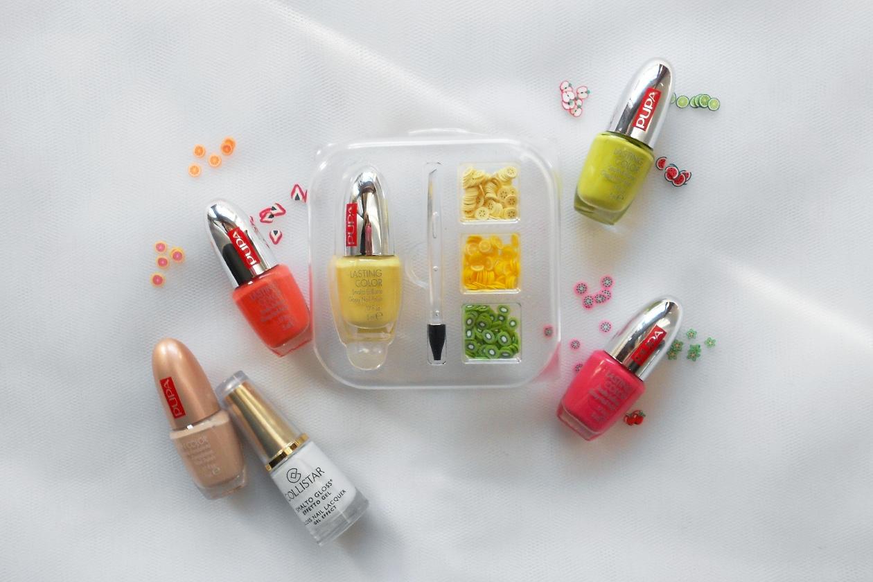 Kawaii Summer Nails – FRUIT COCKTAIL polish
