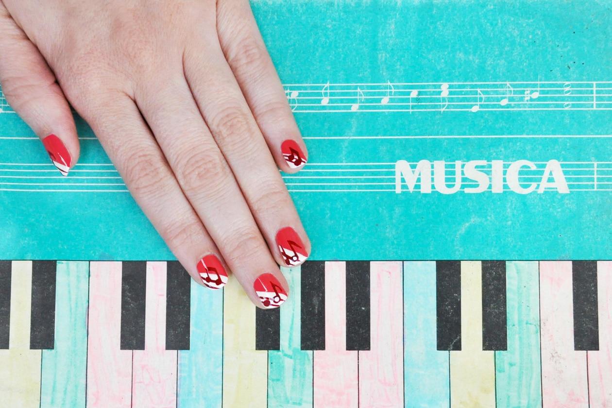 Kawaii Summer Nails – SWEET NOTES nail art
