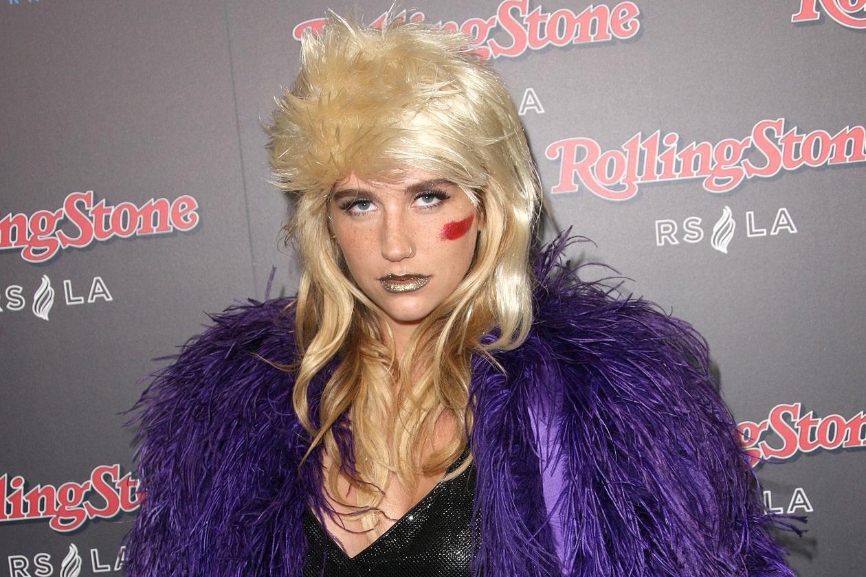 Kesha: il ritorno del mullet