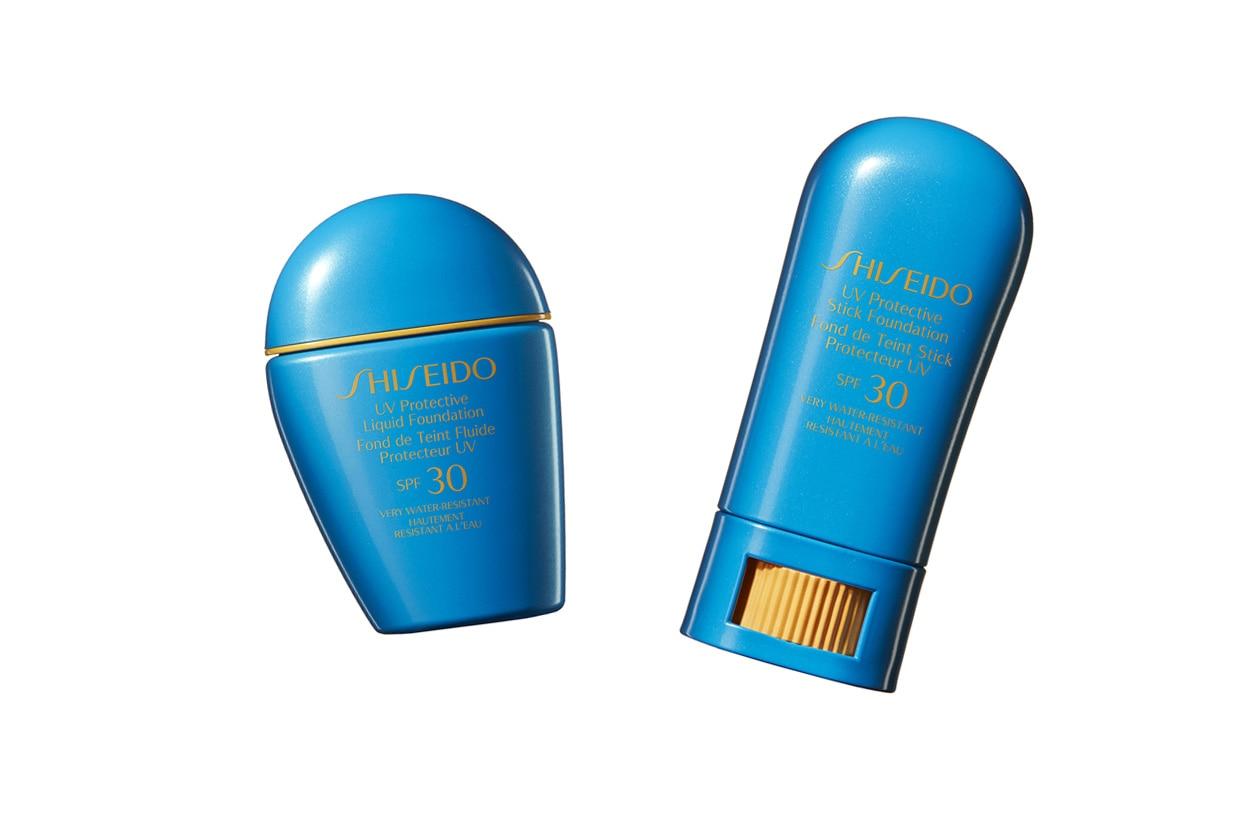 """L""""UV Protective Foundation di Shiseido (SPF30) garantisce una protezione ottimale per le pelli più chiare e sensibili"""