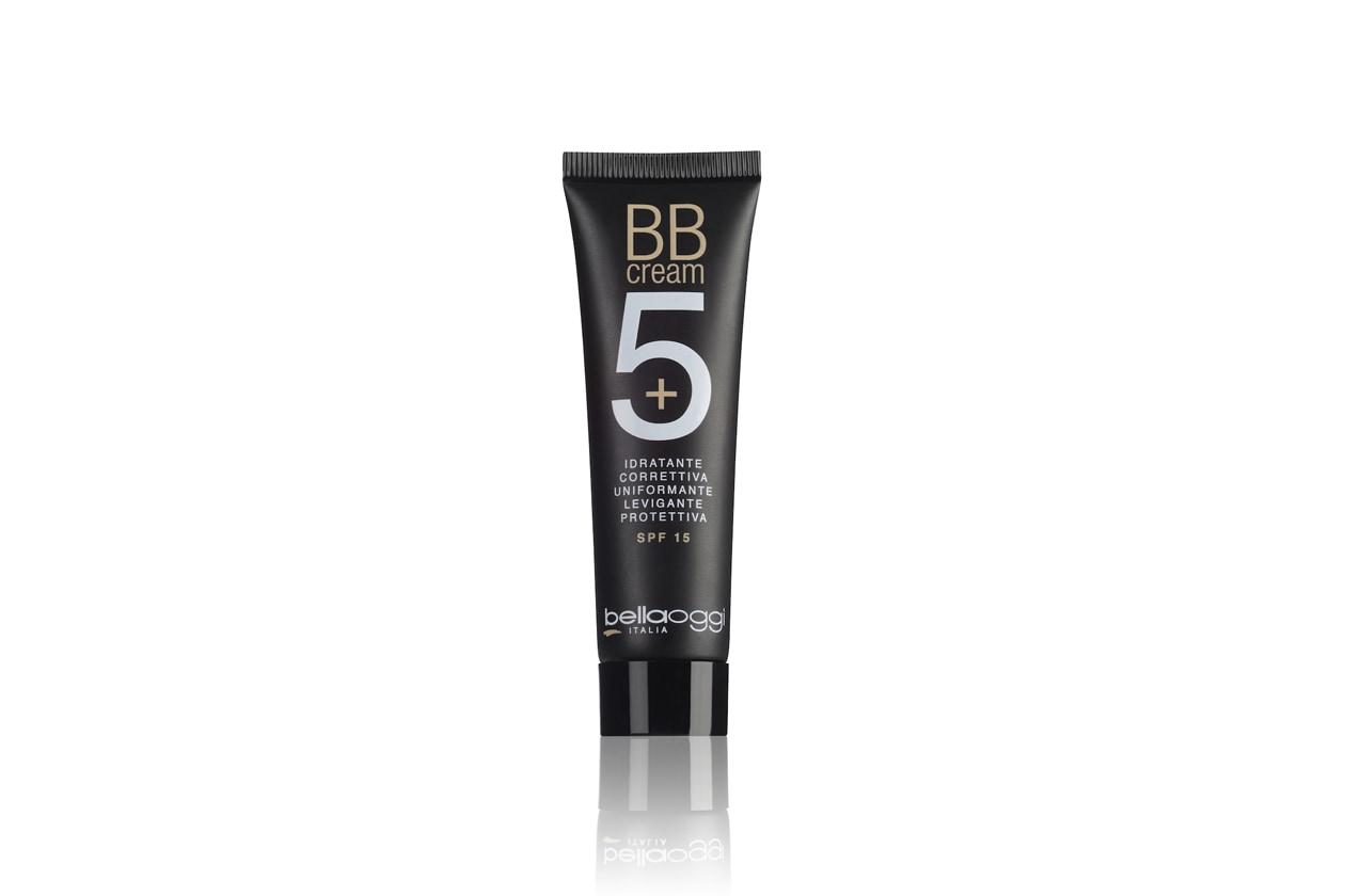 La BB Cream 5 Balsamo Uniformante di Bella Oggi contiene pigmenti che creano un gioco di luce per un incarnato radioso