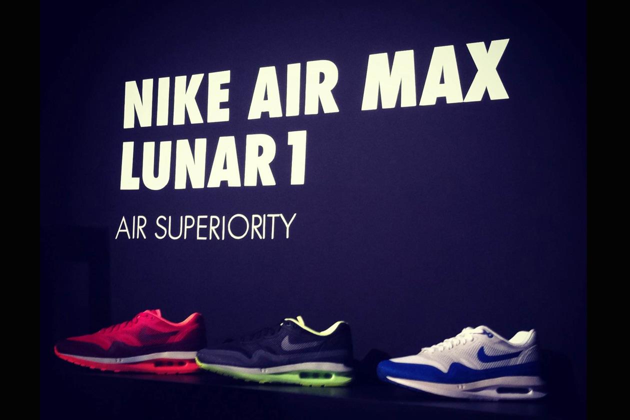 Le novità: Nike Air Max Lunar1