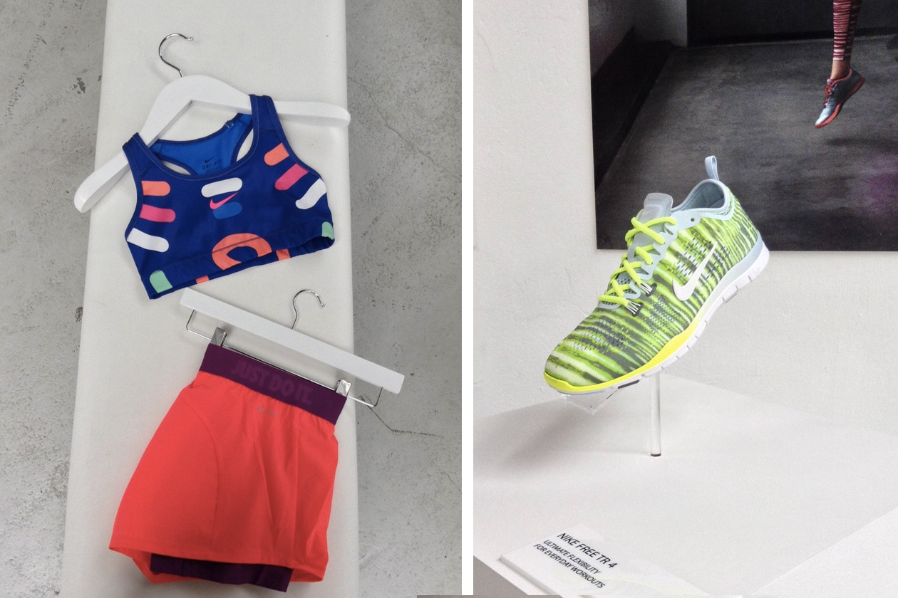 Le novità: top, shorts e more