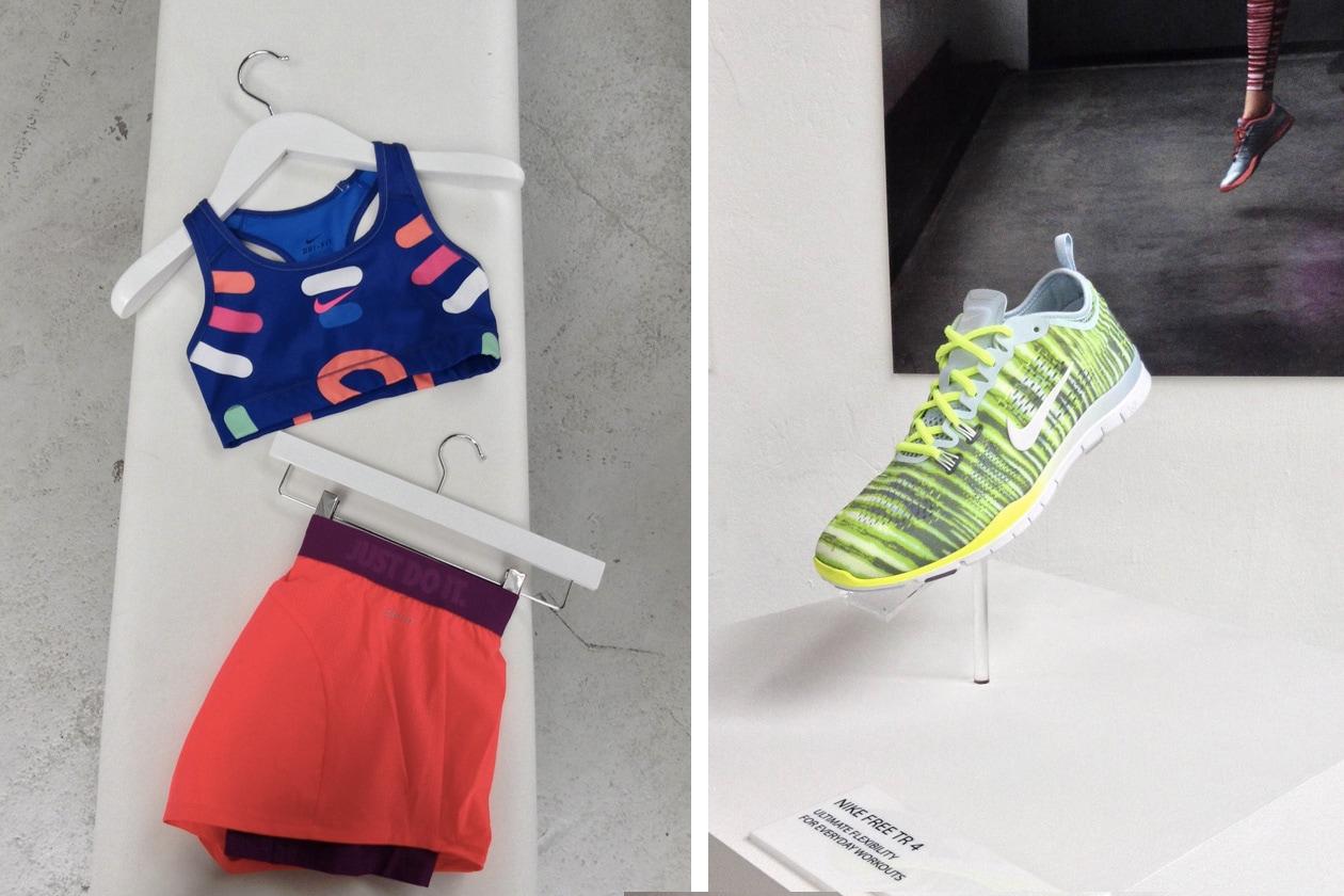 Le novità: top, shorts e more