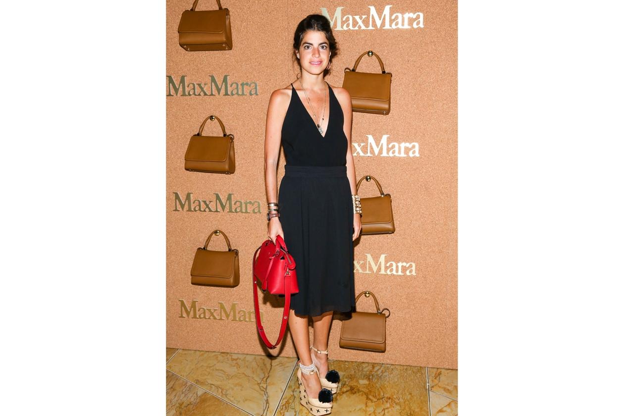 Leandra Medine in Max Mara 03