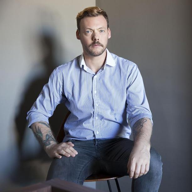 Lee Wood nuovo Creative Director di Carlo Pazolini